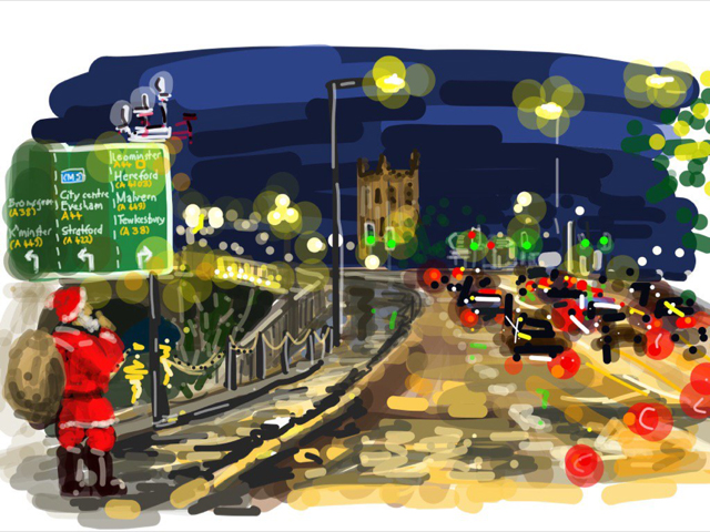 Christmas-Worcester-by-Jo-Menhinick