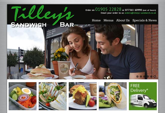 Tilleys Sandwich Bar