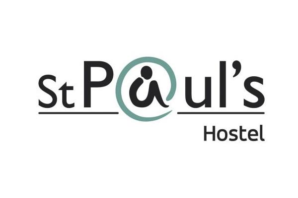Logo design for St paul's Hostel based in worcester